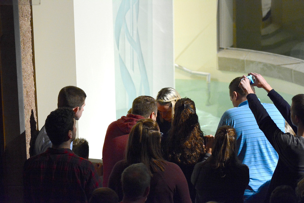 October 2015 Baptisms
