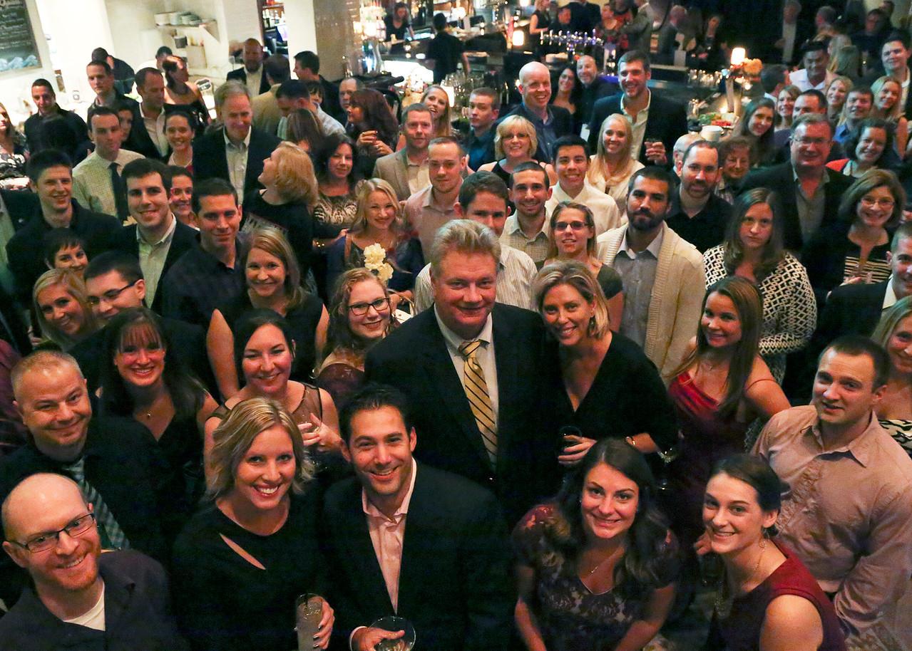 October 2015: Annual Corporate Celebration