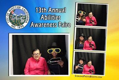 City of Whittier - 13th Annual Abilities Awareness Faire