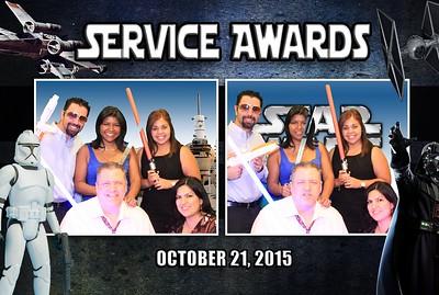 Service Awards 2015