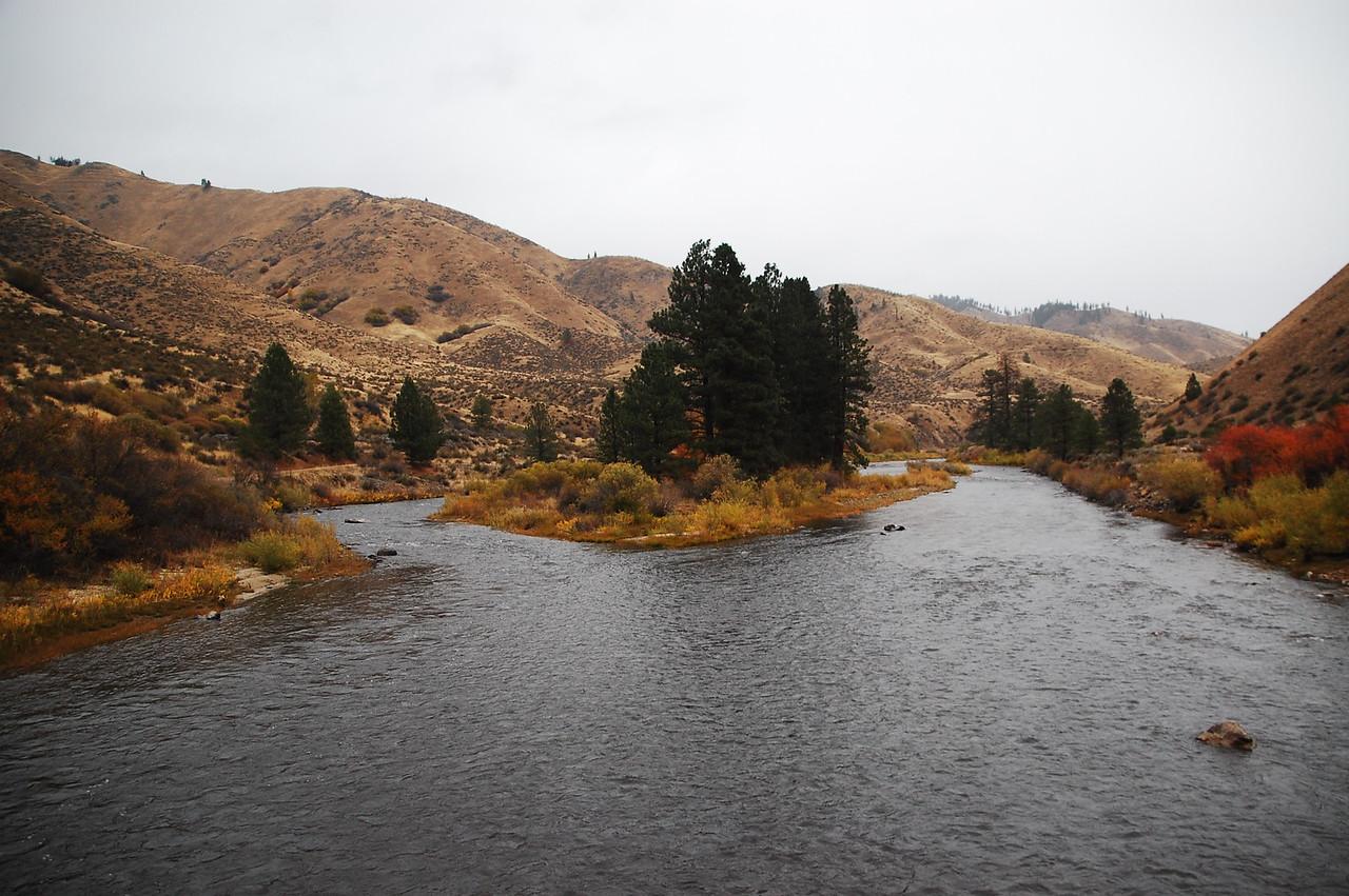 N F Boise River
