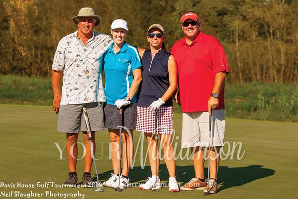 Davis House Golf Tournament