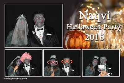 Naqvi Halloween Party