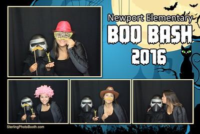 Newport Elementary Boo Bash