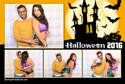 Poutsma Halloween Party
