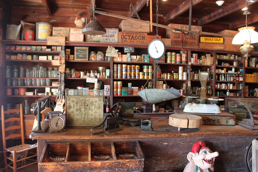 Old Sautee Store, Sautee Nacoochee