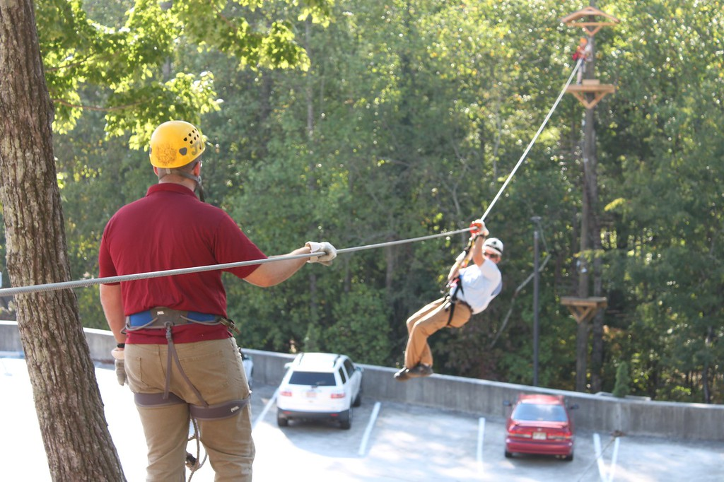 Screaming Eagle Zipline