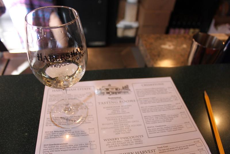 Habersham Winery, Sautee-Nacoochee