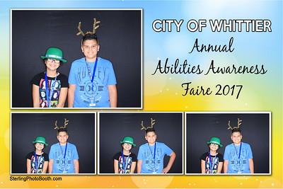 Annual Abilities Awareness Faire