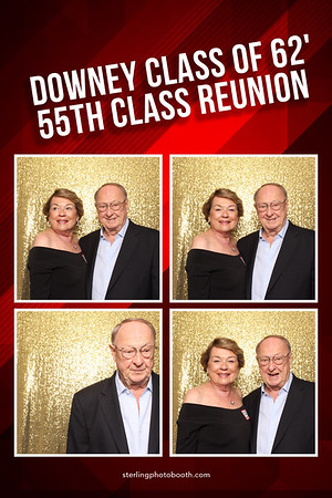 Downey Class OF '62 Reunion