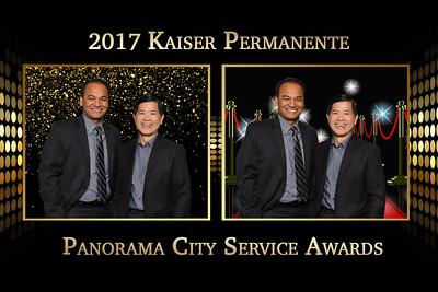 Kaiser Panorama City Service Awards