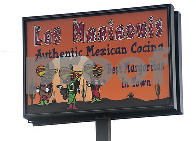 10/24/2017 Mike Orazzi | Staff Los Mariachis in Southington.