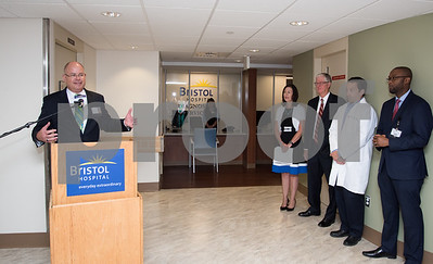 10/04/17  Wesley Bunnell | Staff  Bristol Hospital held a ribbon cutting on Wednesday morning for their renovated Diagnostic Services Department. President and CEO of Bristol Hospital and Health Care Group Kurt A. Barwis, L, Executive Director of the Bristol Hospital Development Foundation Mary Lynn Gagnon, Chairman of the Bristol Hospital Board of Directors Doug Devnew, Medical Director of Radiology Dr. Chris Leary & Administrative Director of Diagnostic Services Al Lamptey.