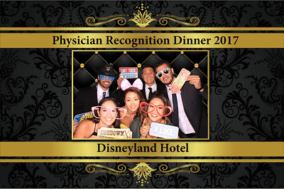 Physician Recognition Dinner 2017