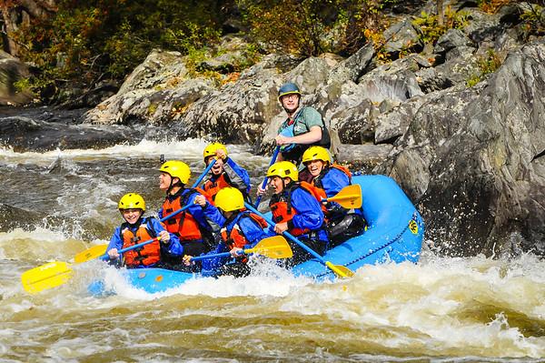 River Rafting Day Trip