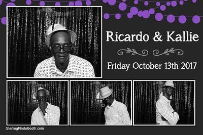 Ricardo and Kallie's Wedding