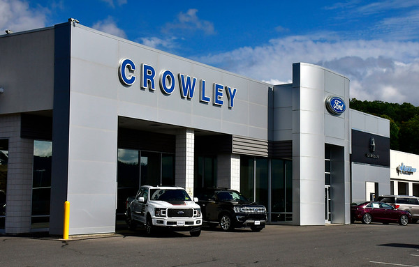 10/10/2018 Mike Orazzi | Staff Crowley Ford in Plainville.
