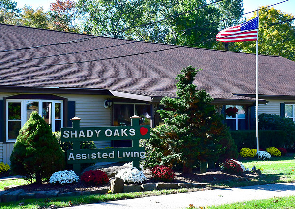 10/18/2018 Mike Orazzi | Staff Shady Oaks Assisted Living in Bristol.