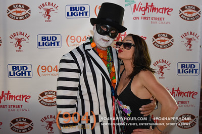 Nightmare on 1st Street Bar Crawl - 10.19.19