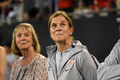 Head coach Jill Ellis