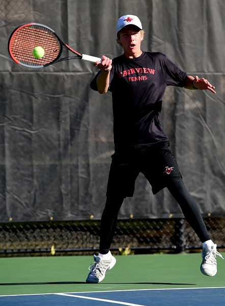 5A State Tennis in Denver
