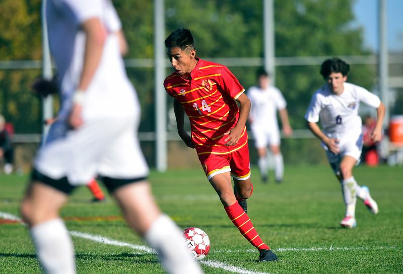 Holy Family vs Skyline Boys Soccer