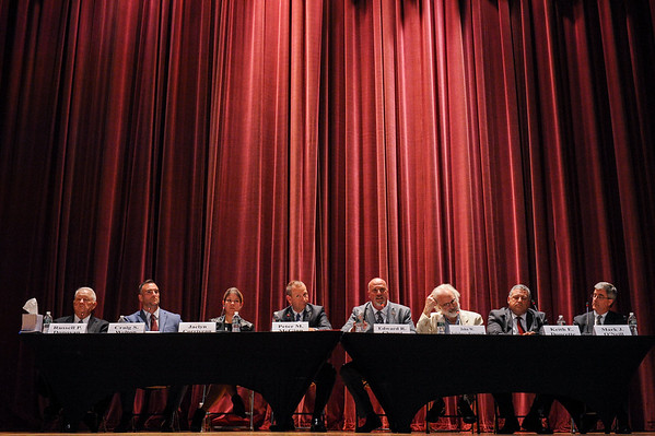Salem News/Peabody Chamber debate for Peabody City Council candidates