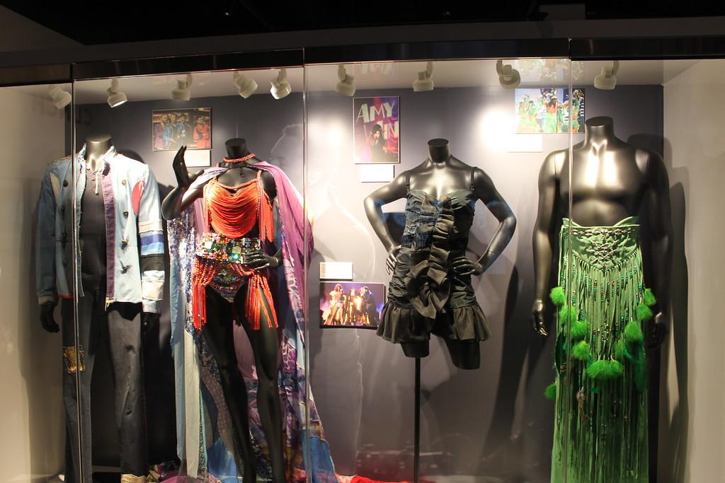 Grammy Museum costumes