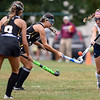 Bishop Fenwick at Hamilton-Wenham varsity field hockey game