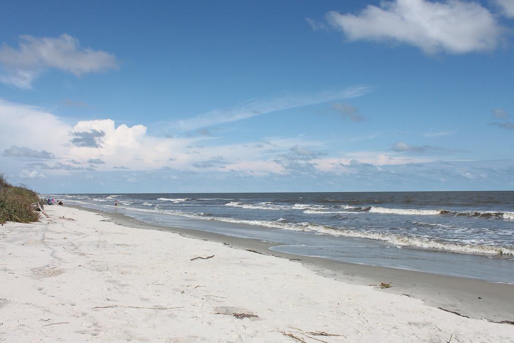 Glory Beach, Jekyll Island