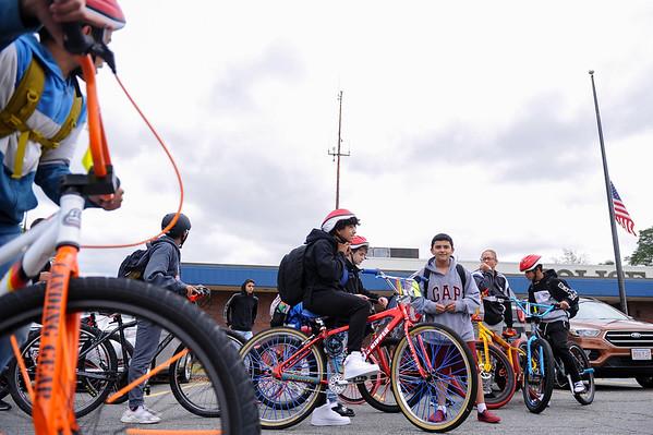 Peabody Kids' Bikes Impounded