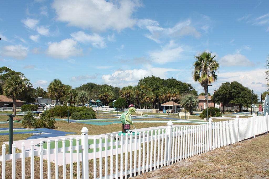Jekyll Island Miniature Golf