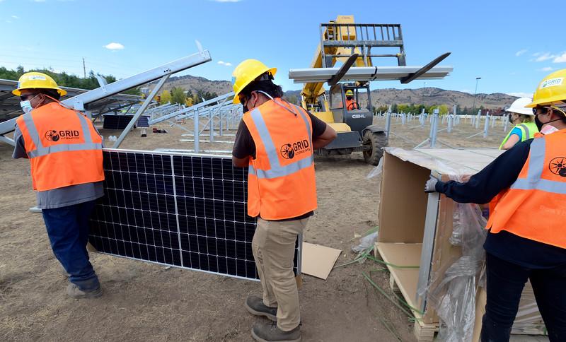 Boulder Housing Partners an GRID Solar