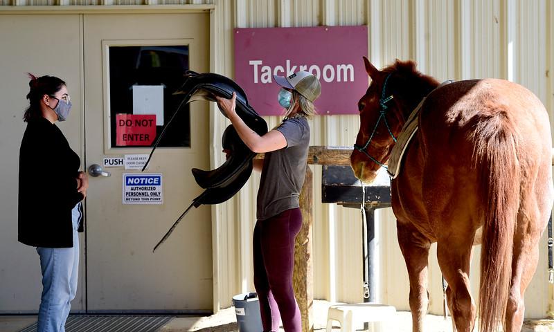 Colorado Therapeutic Riding Center
