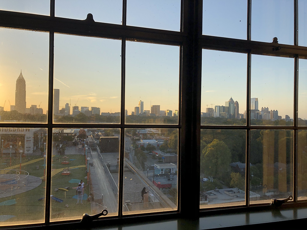 Old Fourth Ward in Atlanta