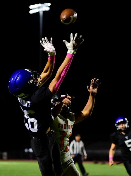 Longmont Vs. Greeley Central High School Football