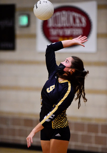 Monarch Vs. Fort Collins High School Volleyball
