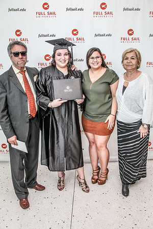 Ceremony 3 Candids October 30th 2015  Full Sail graduation