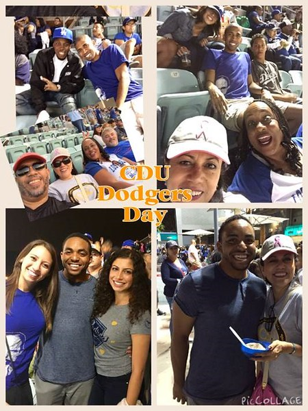 Dodger Day Photo College