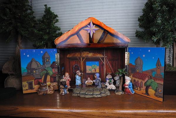 12/12/09 Nativity scene