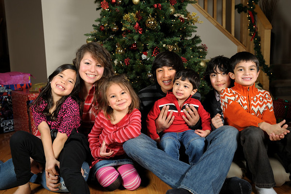 12/26/09 Christmas at Jennifer's House