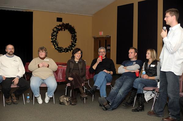 12/30/09 Auburn Hills Christian Center Mom's to Mom's party