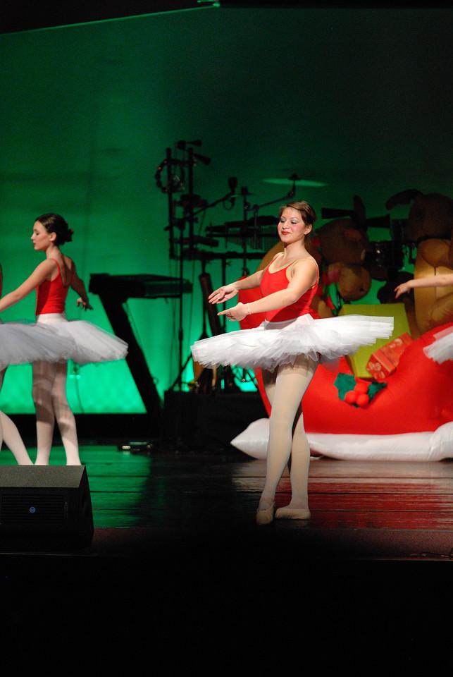 12/4/10 Mt. Zion School of Performing Arts Mid-Year Spotlight