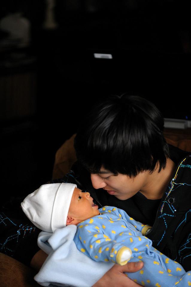 12/21/10 Micah and Jonas