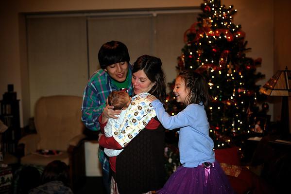 12/25/10 Christmas at home