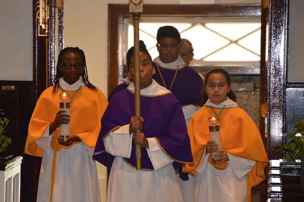 October Mass