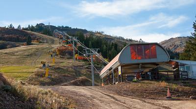 # 57 Orange Bubble, Canyons Utah, October.