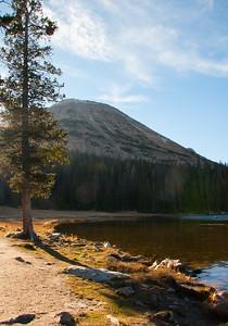 Bald Mountain Lake bender