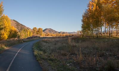 SunValley Hiking path (River Run)