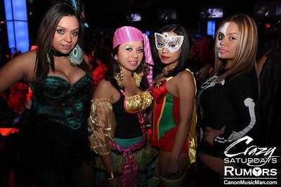 10-27-13 DJ LOBO HALLOWEEN PARTY @ RUMORS L.I.